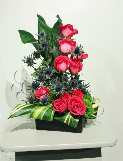 Bouquet Topsfield Fair